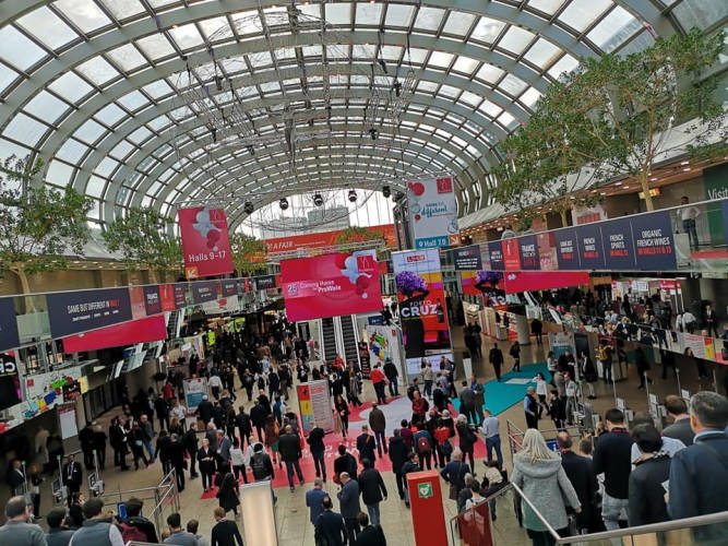 The world's No. 1 International Trade Fair For Wines and Spirits